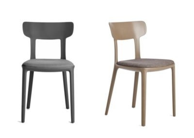 Chaise contemporaine Cherry pour collectivités, par IA France