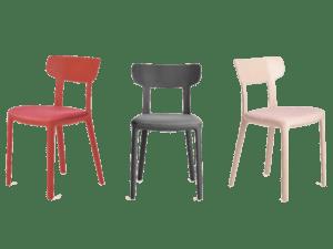 Chaises design Cherry par IA France