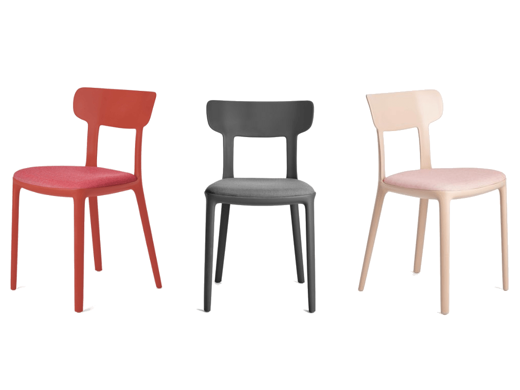 Chaises design Cherry par IA France