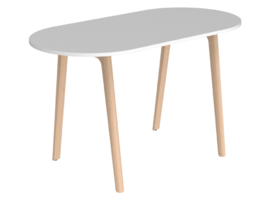 Table haute design LEVITATE