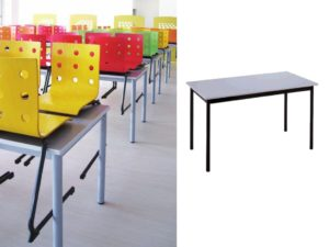 Tables multi-usage Artenses par IA France
