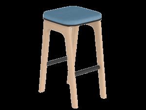 Tabouret haut design de la gamme Levitate chez IA France